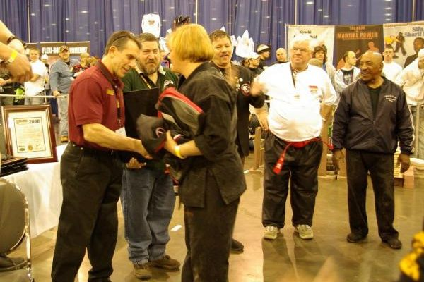2007 USBA at Arnold Martial Arts Festival