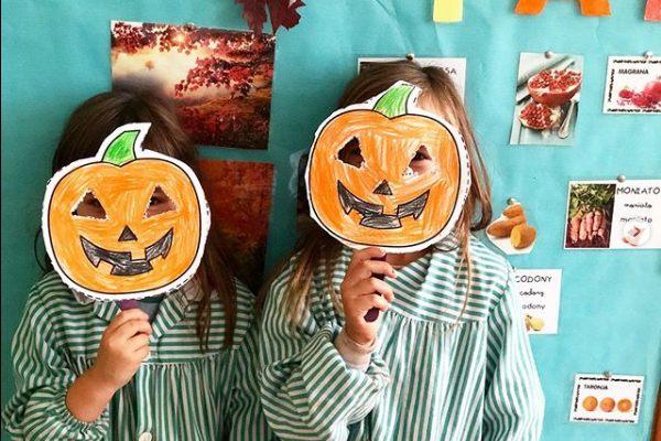 P3, P4 i P5 Halloween en anglès