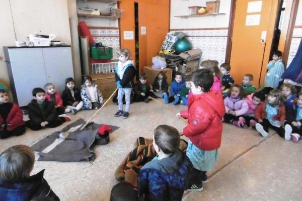 Activitats Infantil finals 1r trimestre