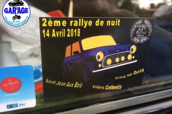 2e Rallye de nuit du Spirit