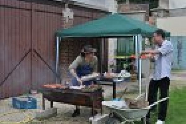 Barbecue chez Didier 2012