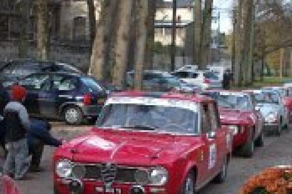 Tour de l'Aisne des voitures