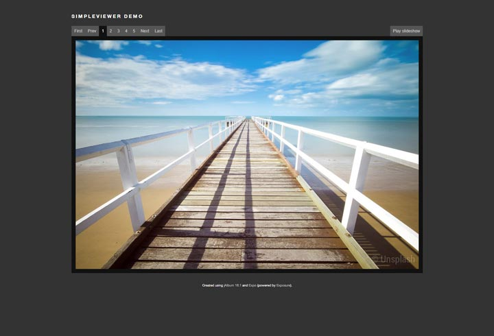 info for 84125 78926 jAlbum - Photo Gallery Website Software