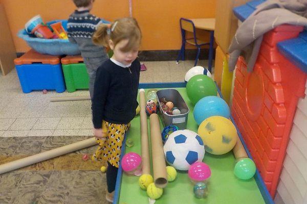 K1a Thema ballen en ballonnen